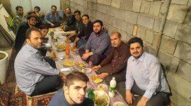ضیافت افطار مجمع مربیان و مدیران کمیسیون ها