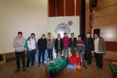 جشن پایان ترم :تالارکانون بسیج جوانان