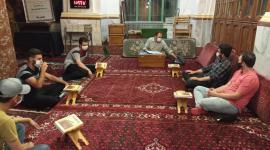 برپایی جلسه قرآن و عترت جوانان ( دانشجویی) امام روح الله ره