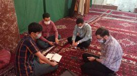نشست رابطان کمیسیون کتاب و فرهنگ مطالعه جلسات قرآن و عترت جوانان انوارالزهرا سلام الله علیها
