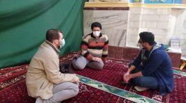 نشست رابطان کمیسیون همایش ها و برنامه های فرهنگی جلسات قرآن و عترت جوانان انوارالزهرا سلام الله علیها
