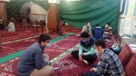 نشست رابطان  هیأت قرآنی جلسات جوانان انوارالزهرا سلام الله علیها