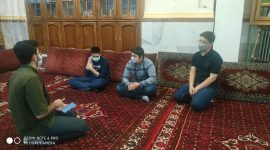 نشست رابطان هنر و رسانه جلسات قرآن و عترت جوانان انوارالزهرا سلام الله علیها