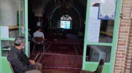 پخش مستند فروشنده پیرامون برجام در مجمع جوانان انوارالزهرا سلام الله علیها با میزبانی کمیسیون هنر و رسانه