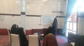 گروه مربیان مرکز خواهران مؤسسه تربیت محور انوارالزهراء سلام الله علیها
