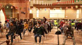 جشن پایان ترم دوره بیستم تعلیم و تربیت مؤسسه فرهنگی قرآن و عترت انوارالزهرا س جشن میلاد کوثر جشن انقلاب