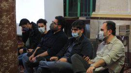 حاشیه مسابقه جمعی تاریخ انقلاب