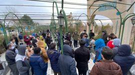اردوی زیارتی گلزار شهیدان همدان