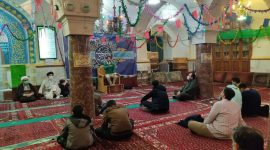جشن نیمه شعبانولادت با سعادت حضرت بقیه الله (عج)