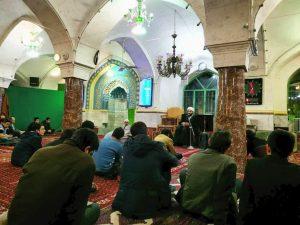 سخنرانی حجت الاسلام خیرآبادی