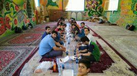 برگزاری اردوی ویژه جلسات مقطع نونهالان انوارالزهرا سلام الله علیها