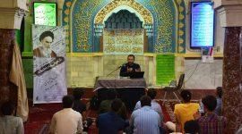 نشست بازخوانی پیام پذیرش قطعنامه ۵۹۸ از طرف حضرت امام خمینی ره در سال ۶۷ برگزار شد